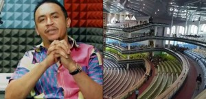 Daddy Freeze Reacts To Largest Church Dedication In Abuja