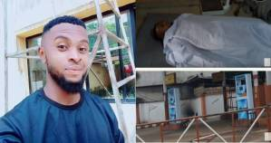 Young Filling Station manager stabbed to death by his employer in Nnewi over N40k (Photos)