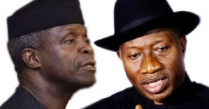 Worry More About Your N5.8bn Fraud Indictment Than My Tenure – Jonathan attacks Osinbajo