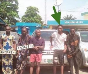 I was arrested because I didn't recite Psalm 121 — Suspected robber reveals