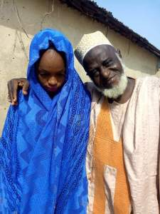 , Check out this old Alhaji Marrying An Underage Girl In Niger State. (Photos & Reactions), Effiezy - Top Nigerian News & Entertainment Website