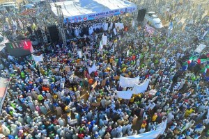 Photos From APC Campaigns In Kano South Senatorial District
