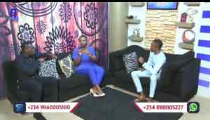 Anger As Men Sexualize A 5-year-old Girl Wearing Bum Shorts On TV Talk Show (Watch Video)