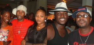 Epic throwback photos of 2face, Annie Idibia, Ruggedman in 2004
