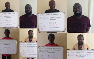 , 5 men hack bank, increase customer's balance from N781k to N466m, Effiezy - Top Nigerian News & Entertainment Website