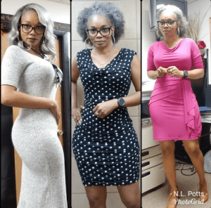 Beautiful slay queen finally reveals her real age after trending online over her actual age (Photos)