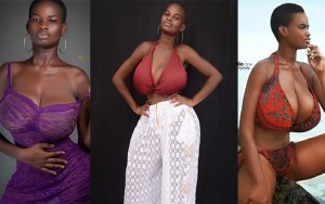 Check out the lady with the biggest watermelons in Ghana (Photos)
