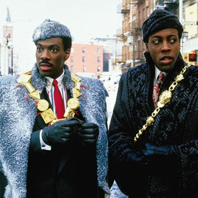 "30 years after, Eddie Murphy signs new deal to remake ""Coming to America"""
