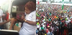 Woman Who Gave Birth On PDP Campaign Ground Gets N2million