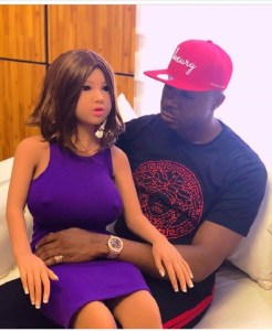 I Got A Sex Doll Because I Got Tired Of Lagos Girls – Pretty Mike