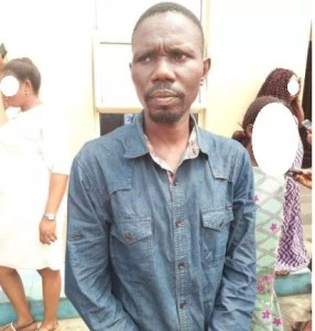 Man arrested for raping his teenage stepdaughter, multiple times in Akwa Ibom