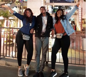 Omotola Jalade-Ekeinde Poses With Two Of Her Children (Photo)