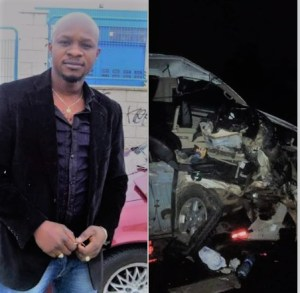 Man Who Just Returned From Europe After 15 Years Dies In Motor Accident (Photos)