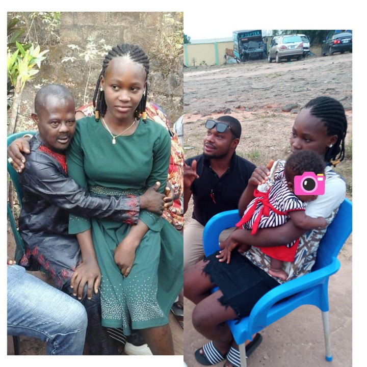 , 15-Year-Old Chinwe Married To Older Man Has Been Returned To Her Parents (Photos), Effiezy - Top Nigerian News & Entertainment Website