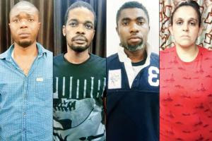 , Three Nigerians arrested in India with 6kg of cocaine concealed in curtain-rod (Photos), Effiezy - Top Nigerian News & Entertainment Website