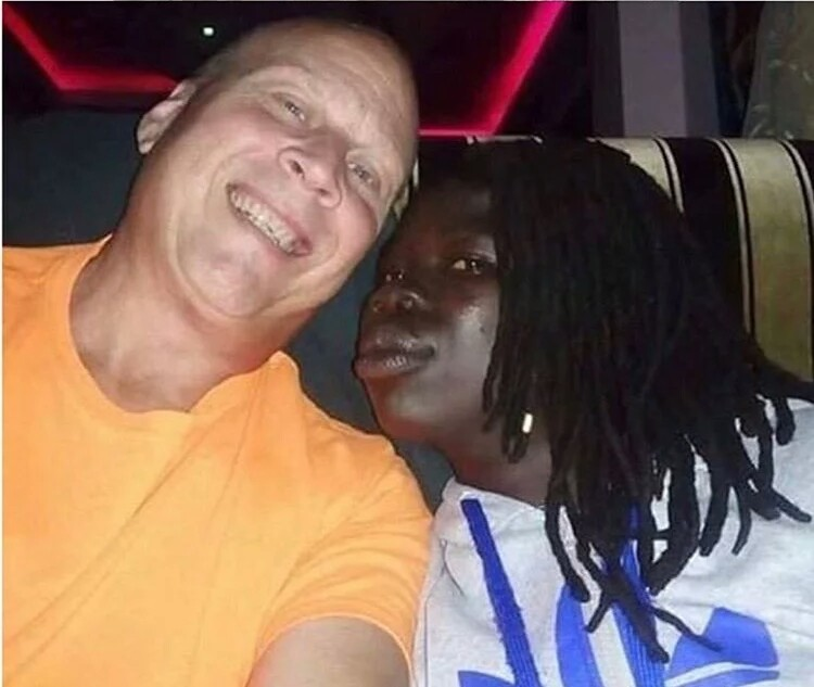 , White Man Finds Love In Africa, Takes Her To His Country (Photos), Effiezy - Top Nigerian News & Entertainment Website
