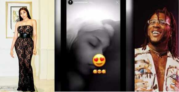 , Burnaboy looks dirty and reeks of drug and STD – Dencia reacts to loved up video of Burnaboy & Stefflon Don, Effiezy - Top Nigerian News & Entertainment Website