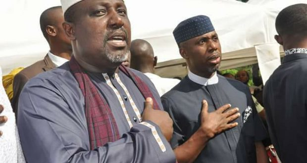 Uzodinma Okorocha Nwosu, 2019 Election: What Will Happen To Okorocha, Son-Inlaw, Nwosu – Hope Uzodinma Reveals, Effiezy - Top Nigerian News & Entertainment Website