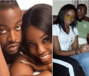 BB Naija's Teddy A And Bam Bam Talk About Their Love For Each Other