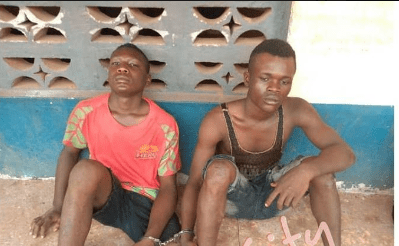 , Cultists Arrested With Human Hand In Enugu During 'Peace Talk' (Graphic Photo), Effiezy - Top Nigerian News & Entertainment Website