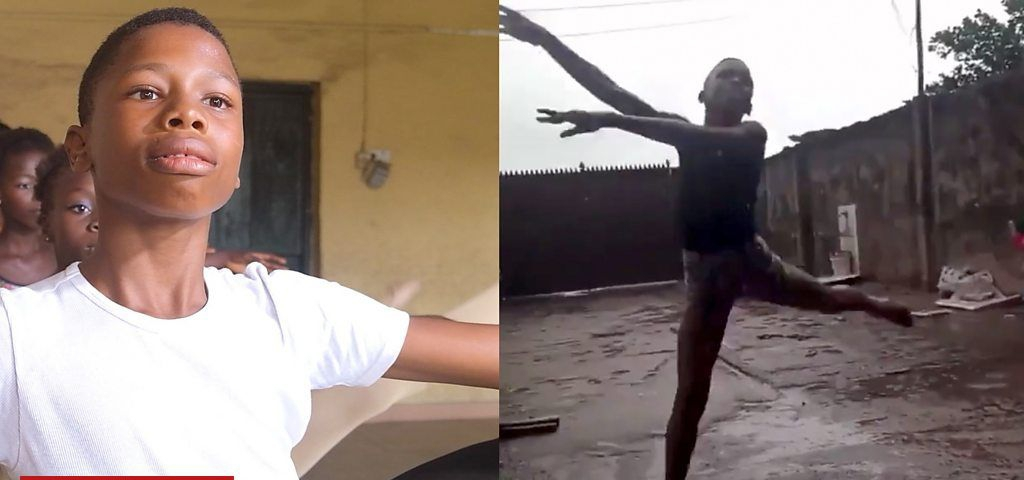 , 11-year old dancer challenges ballet stereotypes – [video], Effiezy - Top Nigerian News & Entertainment Website