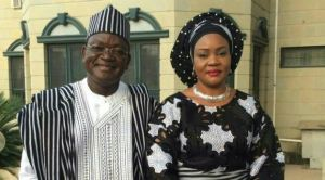 Benue Governor's Wife And Son Test Positive For COVID-19