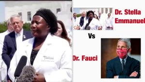 Stella Immanuel busted as a Fraud and quack COVID-19 doctor.
