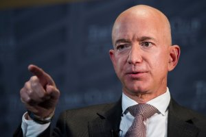 Amazon Boss, Jeff Bezos becomes the first person ever worth $200 billion