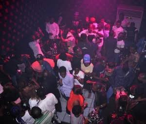 50 persons arrested at nightclub in Ilorin for violating covid-19 rules.