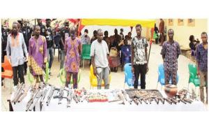 I was shot for objecting to policemen killing – Bank robbery suspect