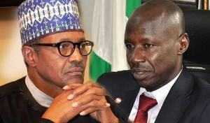 Buhari has approves Magu's suspension, says AGF