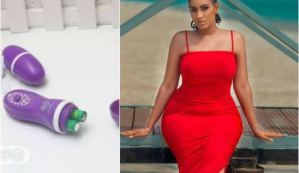 I cannot live without sex toy – Juliet Ibrahim