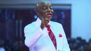 You're under financial curse if you don't pay tithe – Bishop Oyedepo.