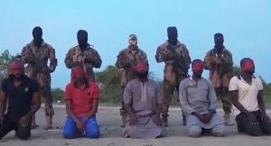 Boko Haram terrorists executed 5 UN aid workers in Borno.