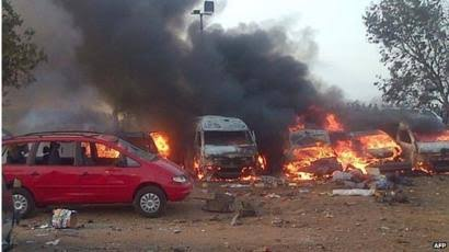 , One killed, 16 injured as explosions rock Borno, Effiezy - Top Nigerian News & Entertainment Website