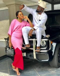 Jude Okoye celebrate wife Ify as she clocks 30