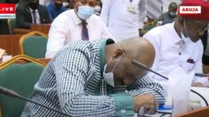 Drama as NDDC's acting MD Pondei collapses at House of Reps probe. (Video)