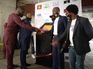 , First Bitcoin ATM launched in Nigeria. (Video), Effiezy - Top Nigerian News & Entertainment Website