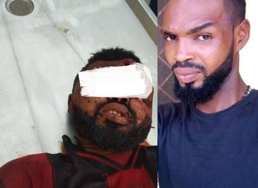 , My Brother died a horrific death in his work place – I need Justice, lady cries out. (Graphic photo)., Effiezy - Top Nigerian News & Entertainment Website