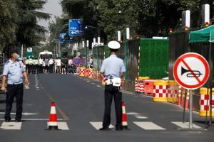 U.S consulate in Chengdu now taken over by China