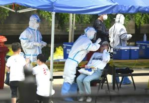 China records more cases as second wave of virus continues