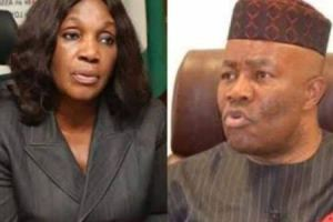 NDDC: 'Ask her four husbands about her character' – Akpabio reacts to Joy Nunieh's corruption allegations