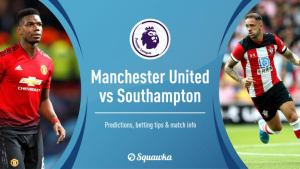 EPL: Man Utd to be without two key players against Southampton