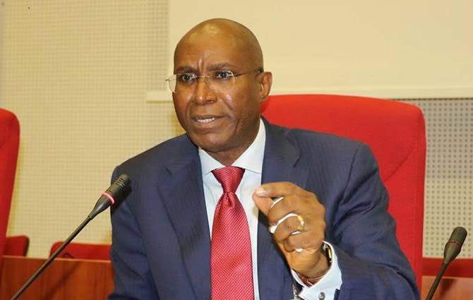 , Omo-Agege explains reasons for passing Sexual Harassment bill into law, Effiezy - Top Nigerian News & Entertainment Website