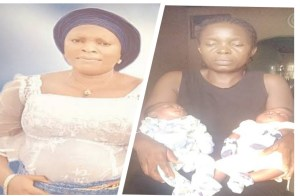 She waited for 18 years for the fruit of the womb but died 3 days after giving birth birth to Twins