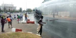 Shi'ites and police clash in Kaduna, two Shi'ites killed scores injured