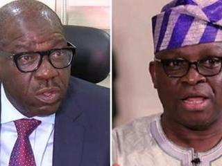 I'm Not Your Fan But Don't Leave PDP After Victory' – Fayose To Obaseki