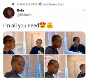 See What A 16 Year Old Girl Shared On Twitter That Got People Talking