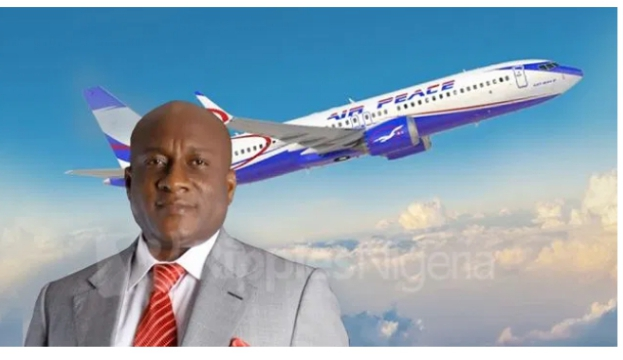 COVID-19: Air Peace fires over 70 pilots