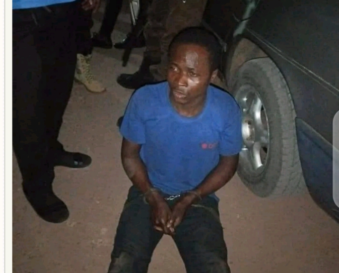 Serial Killer Arrested In Ohafia, Abia State